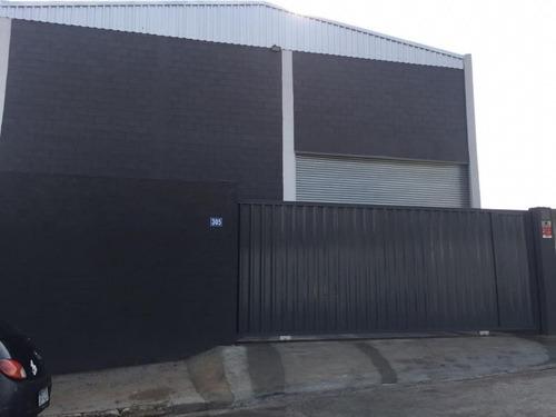 Imagem 1 de 10 de Galpão Para Alugar, 740 M² Por R$ 14.000,00/mês - Conjunto Residencial Paes De Barros - Guarulhos/sp - Ga0121