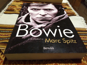 Livro Bowie - A Biografia - Marc Spitz