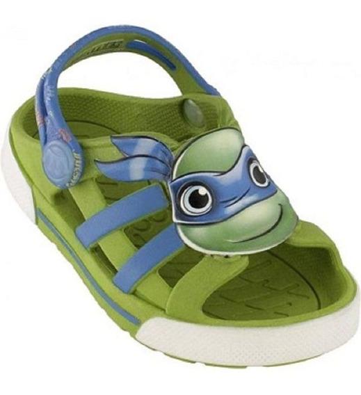 Babuche Dude Plugt Masc. Inf. Turtles