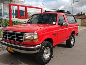 Ford Bronco Xlt 1996