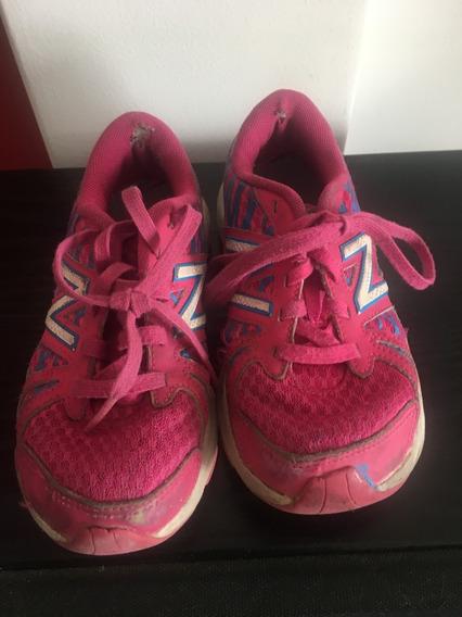Zapatillas De Nena New Balance