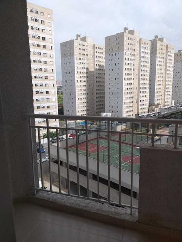 Apartamento Novo, Andar Alto, 55,31 Metros 2 Dormitórios 1 Suíte Repleto De Armários! - 15831