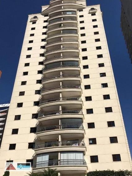 Apartamento Com 3 Dormitórios Para Alugar, 105 M² Por R$ 3.300/mês - Tatuapé - São Paulo/sp - Ap5695
