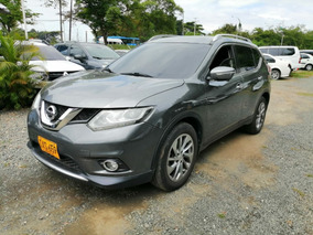 Nissan Xtrail 2017 Aut Cuero Blidada 2