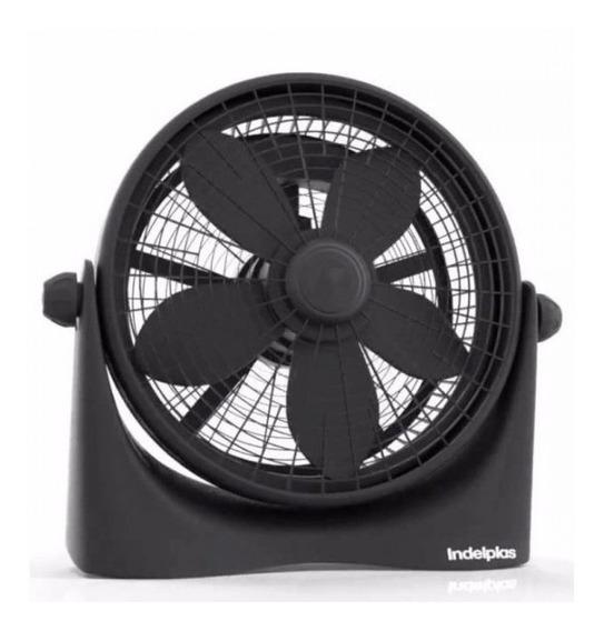 Ventilador Turbo 12 Apto Piso - Pared - Techo Indelplas Iv12