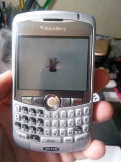 Lote 2 Celulares Blackberry 8310 Ler Descricao P