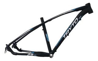 Quadro Bicicleta Mtb Tyt Tryto Pro Aro 29 - Azul