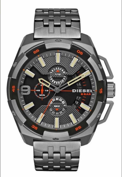 Relógio Diesel Dz 4394/opn Machinus Masculino