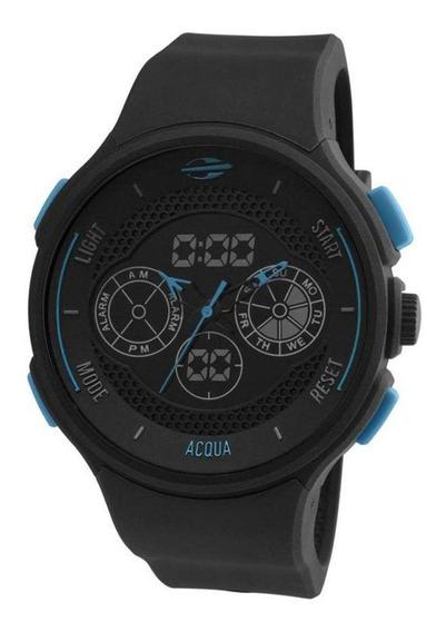Relógio Mormaii Mo160323al/8a Preto