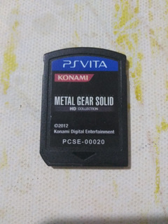 Metal Gear Solid Hd Collection Psp Vita