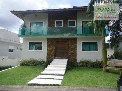 Casa Residencial À Venda, Golf Village, Granja Viana. - Ca1256