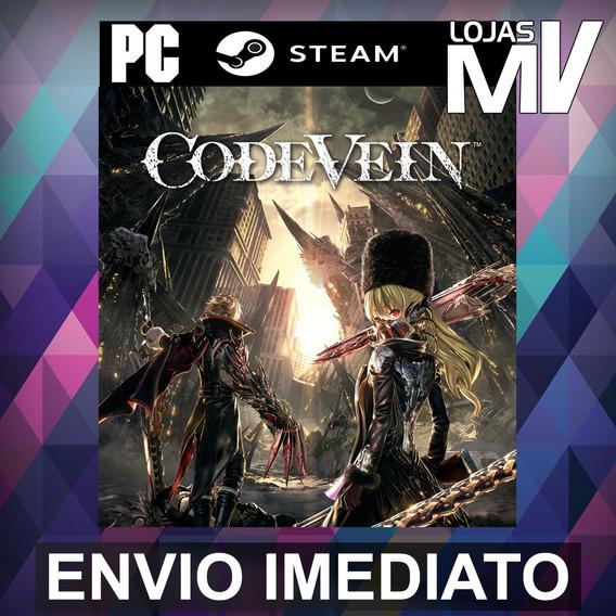 Cod Vein Deluxe - Pc Steam Gift Presente