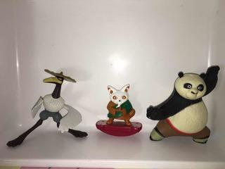 Lote Kung Fu Panda Mcdonalds