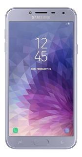 Samsung Galaxy J4 Dual SIM 16 GB Cinza-orquídea