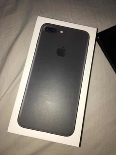 iPhone 7 Plus 32 Gb Preto (contém Cx E Nf De Compra)