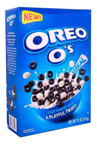Imagem 1 de 5 de Cereal Matinal Oreo O's 311g