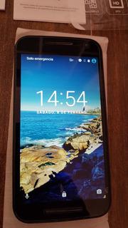Moto G3 Libre 16gb, Dual Sim, Tv Satelital, Radio, Xt1544