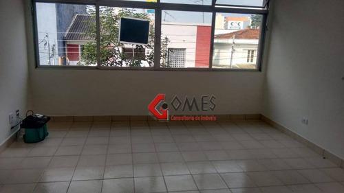 Imagem 1 de 11 de Sala Para Alugar, 23 M² Por R$ 1.050,00/mês - Vila Dayse - São Bernardo Do Campo/sp - Sa0344