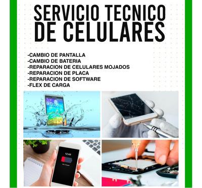 Reparación Servicio Técnico iPhone Samsung Pantallas Rotas