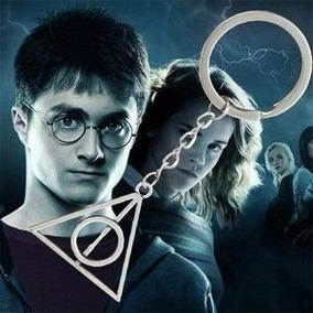 Chaveiro Harry Potter - As Relíquias Da Morte