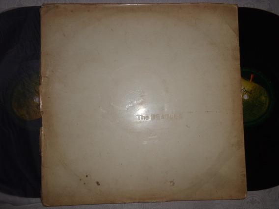 Lp Beatles, Álbum Branco, Super Raro- Mono 1969, Num. 10320