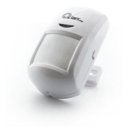 Detector De Movimiento Infrarojo Qian, Inalambrico, 9v, Distancia De Emision Inalambrica 100 M (ss5009)