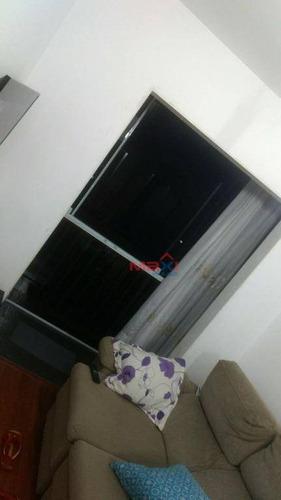 Apartamento Para Venda Em Carapicuiba Osasco - Ap0623