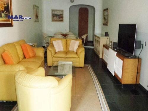 Imagem 1 de 15 de Apartamento Residencial À Venda, Barra Funda, Guarujá - . - Ap8470