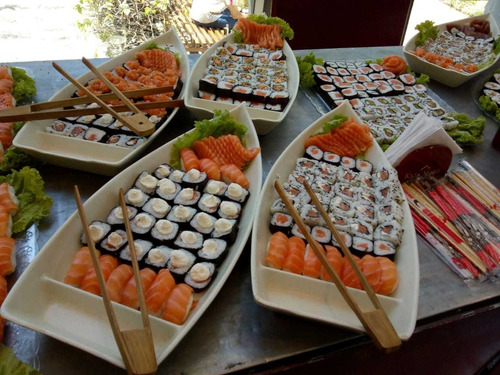 Gbr Sushi - Buffet De Comida Japonesa