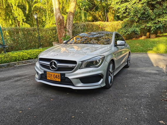 Mercedes-benz Clase Cla 45 Amg Turbo