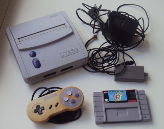 Super Nintendo Baby - Funcionando
