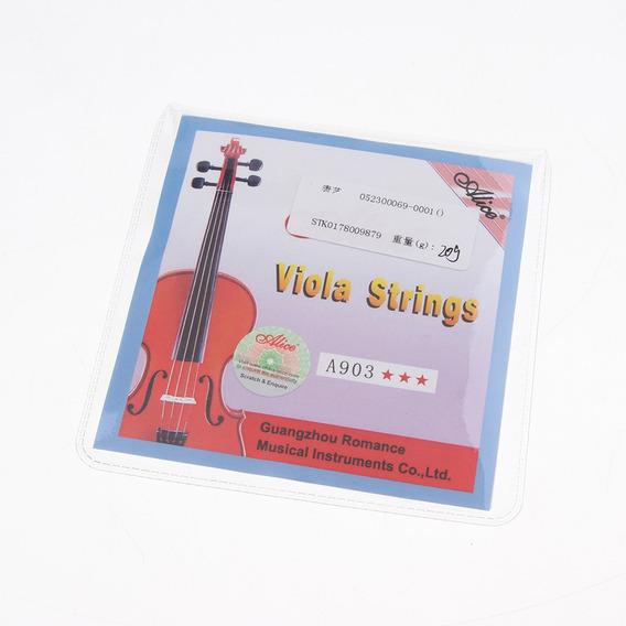 Viola Corda Definir A / D / G / C Para 14