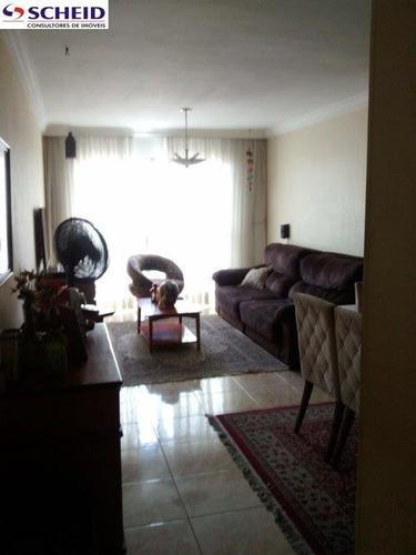 Imagem 1 de 15 de Proxímo Aom Metrô Jabaquara: Vila Campestre: Apto Com 3 Dormitórios, Garagem. - Mc231