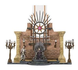 Game Of Thrones Iron Throne Room / Abierto Por Exibicion