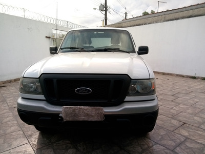 Ford Ranger Cd Xl 3.0 Powerstroke 4x4 Branca