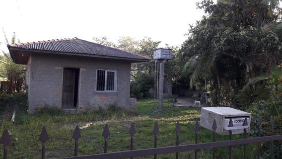 Casa Em São Sebastião, Palhoça/sc De 70m² 3 Quartos À Venda Por R$ 160.000,00 - Ca401759