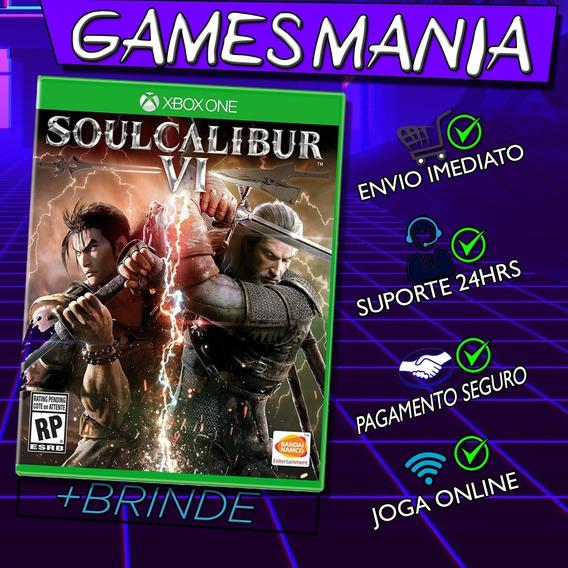 Soulcalibur Vi Xbox One + 2 Brindes
