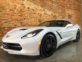 Chevrolet Corvette 6.2 Stingray Coupé V8 Gasolina 2p