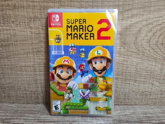 Super Mario Maker 2 Nintendo Switch - Lacrado