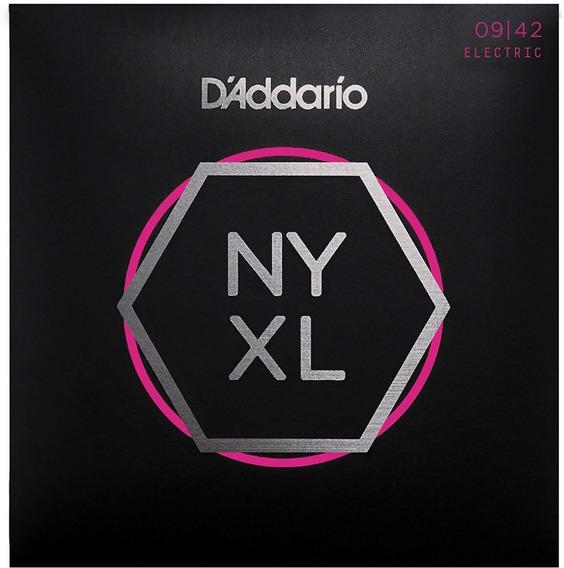 Encordado Daddario Nyxl 09426 09 046 P/ Guitarra Eléctrica