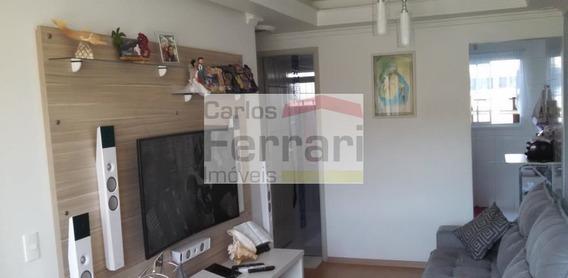 Apartamento Em Estado De Novo Na Casa Verde - Cf18530