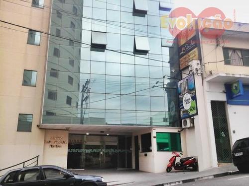 Sala - Edifício Comercial Carbonari - Sa0064