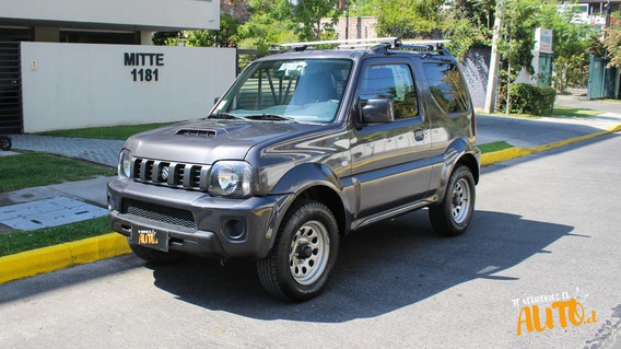 Suzuki Jimny 1.3 Jlx 2013