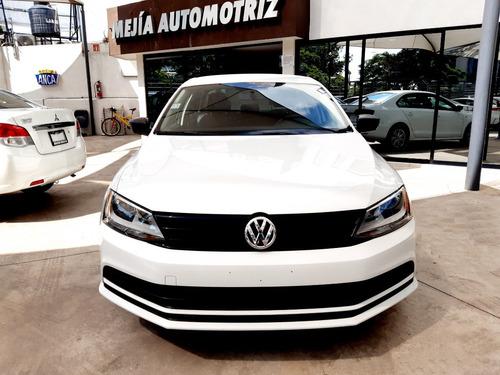 Volkswagen Jetta 2017 Manual, Excelentes Condiciones