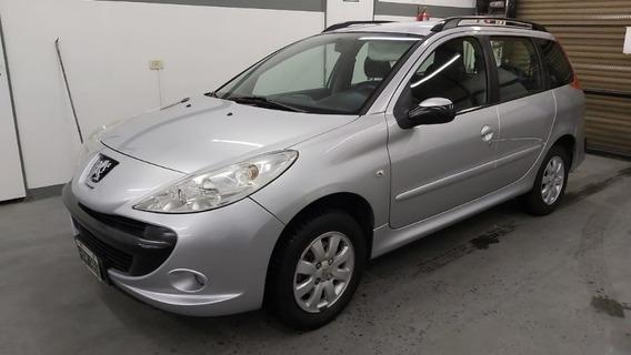 Peugeot 207 Sw 2009 1.6 5 Puertas