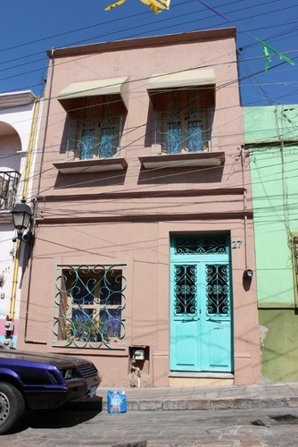 Hermosa Casa Estilo Mexicano En Venta, Centro Histórico