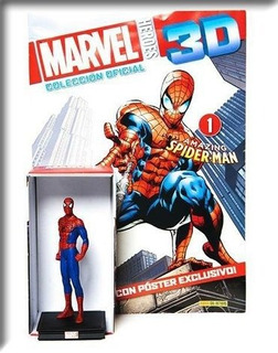 Spiderman Marvel 3d