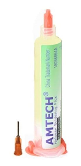 Fluxo Original Amtech Nc-559 Pastoso Placas Chips Celular Notebook Stencils Esferas Bga Smd Reflow Reballing Retrabalho