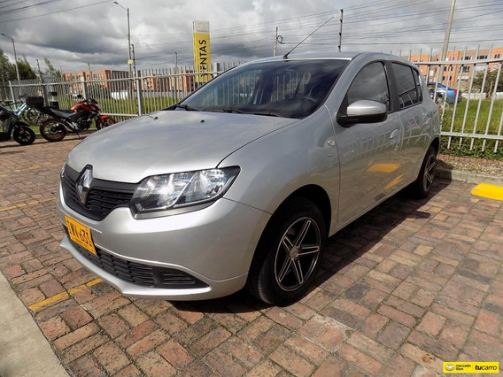 Renault Sandero 1.6cc Mt Aa