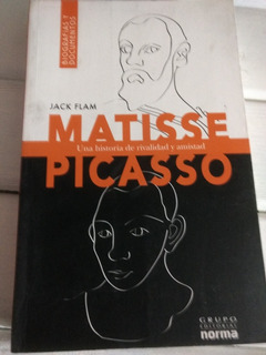 Matisse Picasso Jack Flam Norma